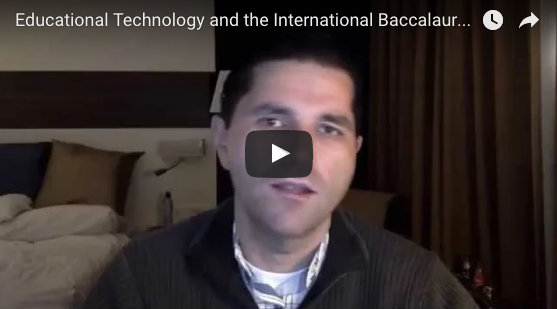 Educational Technology and the International Baccalaureate