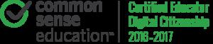 Common Sense Media Certified Educator Digital Citizenship 2016-17