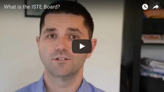 What is the ISTE Board?