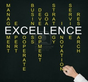 Excellence - It's Why We Gravitate to EdTech