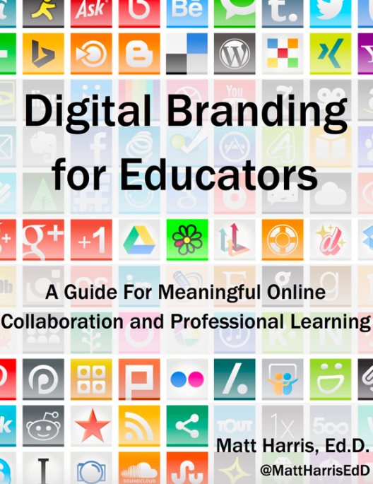 Free iBook: Digital Branding for Educators