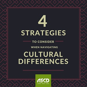 ASCD In Service: Culture Difference And My Leadership Style