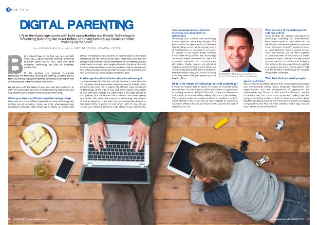 Digital Parenting – NOW! Jakarta