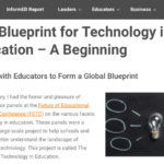 The Blueprint for Technology in Education – A Beginning – EdCircuit