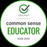 Common Sense Educator Digital Citizenship 2018-19
