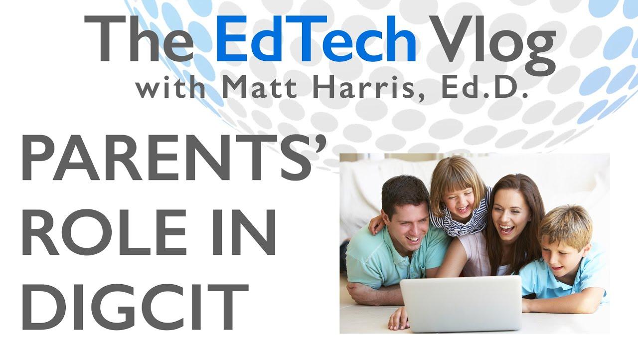 Parents' Role in Digital Citizenship