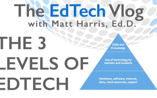 The Three Levels of EdTech