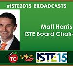 LIVE: An Interview with ISTE Board Chair-Elect Matt Harris, Ed.D.