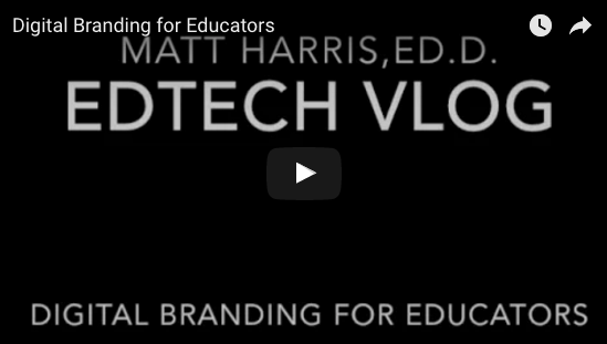 Digital Branding for Educators