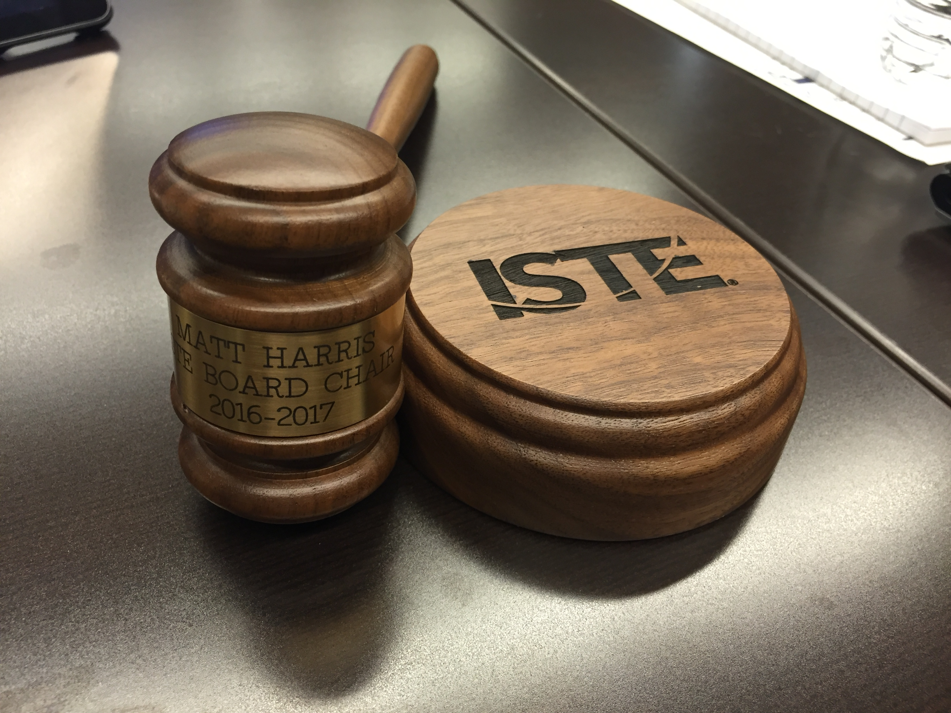Becoming the Next ISTE Board Chair