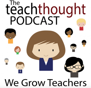 Ep. 18: #Edtech Talk With ISTE Chair of the Board of Directors