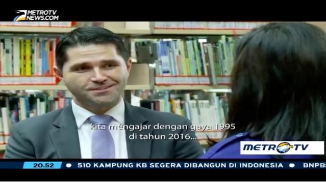 AnakAnakDigital (Kids and Technology) on MetroTV News Indonesia