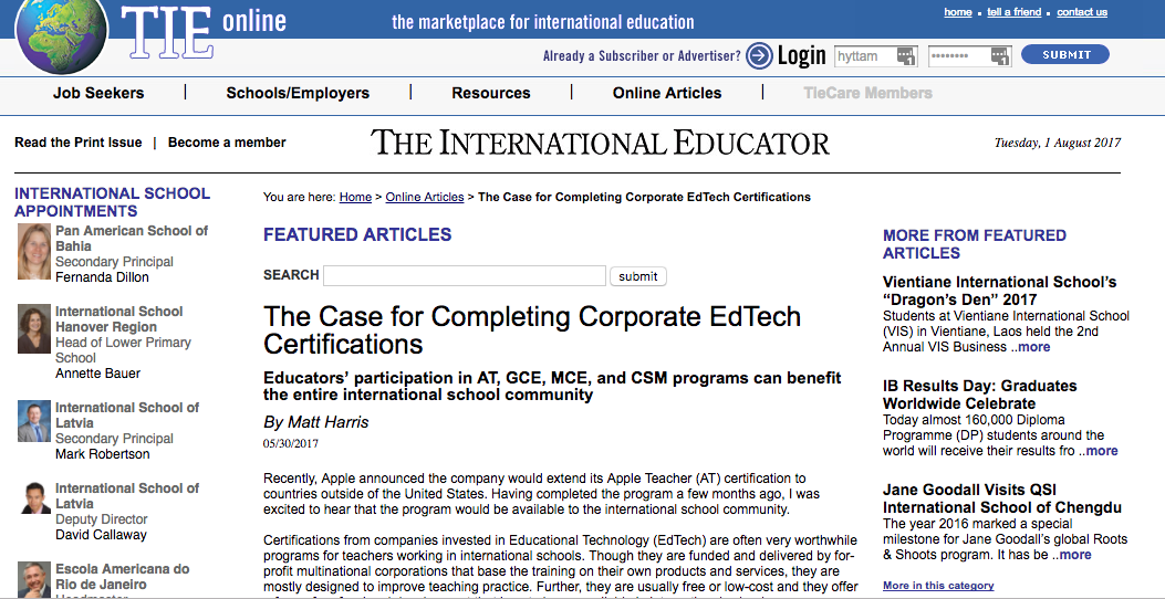 The Case for Completing Corporate EdTech Certifications – TIEOnline