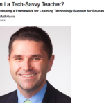 Am I a Tech-Savvy Teacher – TIEOnline