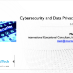 Cybersecurity and Data Privacy in Schools - EduTechAsia 2018