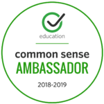 Common Sense Digital Citizenship Ambassador 2018-19