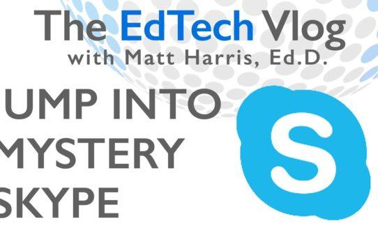 Jump into Mystery Skype