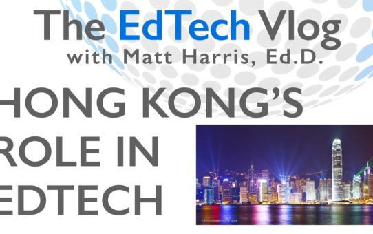 Hong Kong's Role in EdTech in Asia