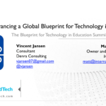 Advancing a Global Blueprint for Technology in Education – FETC 2019