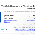 The Global Landscape of Educational Technology - Trends and Successes - FETC 2019