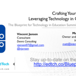 Crafting Your Action Plan - Leveraging Technology in Our Schools - FETC 2019