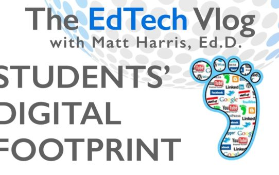 Help Students Control Their Digital Footprint