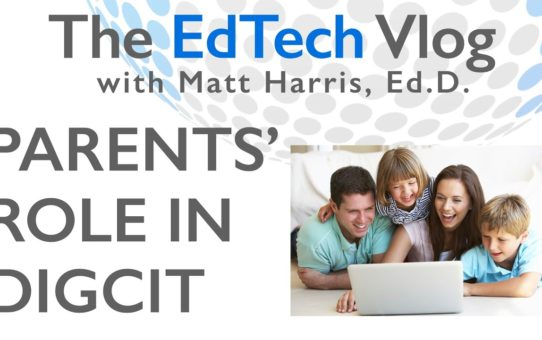 Parents' Role in Digital Citizenship
