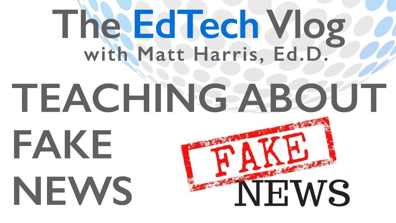 Teaching About Fake News