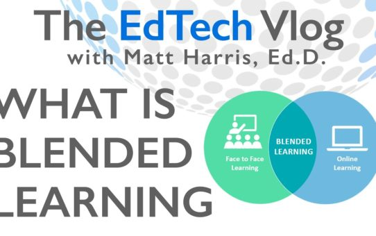 What is Blended Learning?