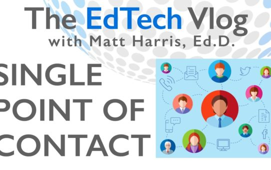 Single Point of Contact for School Communications