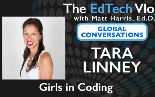 Tara Linney – Global Conversations – Girls in Coding