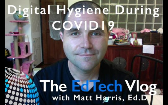 Digital Hygiene during COVID19